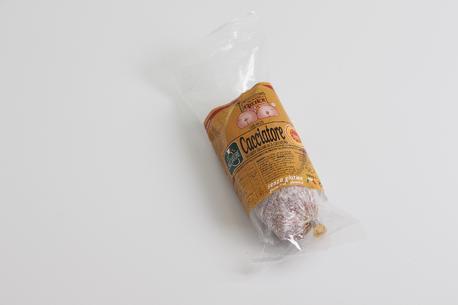 Italiensk salami.,cacciatorino, 160 gram