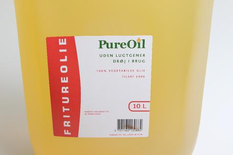 Fritureolie, 10 liter