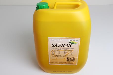 Såsbas, 10 liter
