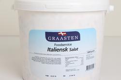Italiensk salat, 5 kg, Graasten