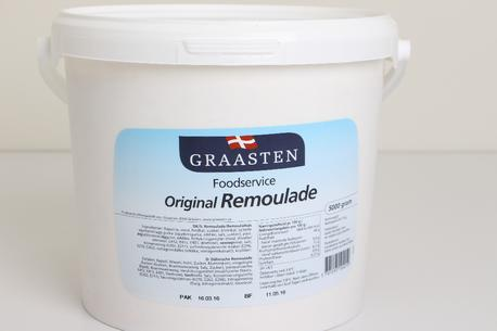 Remoulade, spand, Graasten, Org.