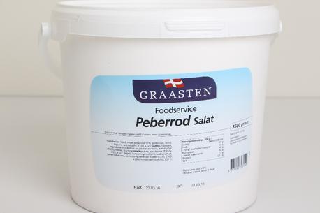 Peberrod, 3,5 kg, Graasten
