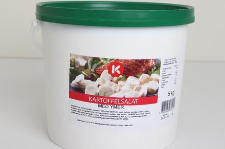 Kartoffelsalat, K-salat