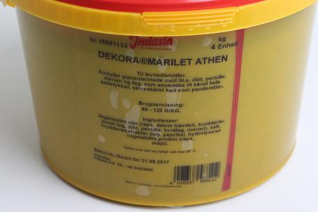 Athen marinade, India, 4 kg