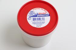 Peberrod, høvlet,  frisk, 700 gram
