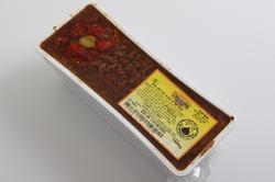 Paté,100 % kylling, m/oliven/peber  *