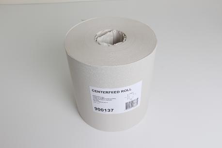 Aftøringspapir, store ruller/pakke