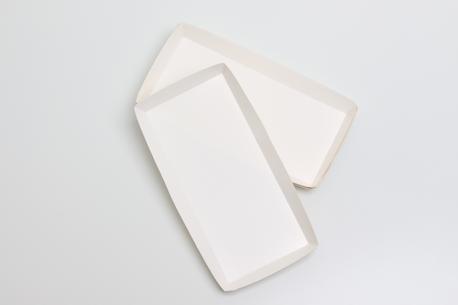 Pølsebakker, MED kant, uden logo