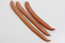 Popp, krydderurtepølser