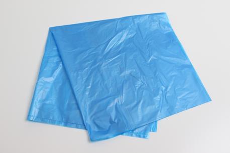 Foringsposer, blå, 620x630, 1.000 stk.