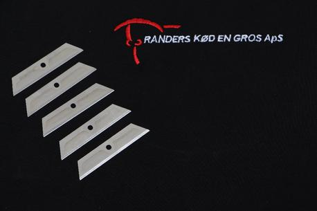 Knivblade, til ridsekniv