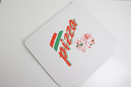 50x50x5, pizzaæske