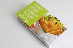 Forårsruller, m/grøntsager, 15 gram