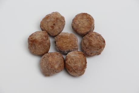 Middagskødboller, stegte, 3808