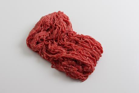 Hakket oksekød, ca. 12%, Jersey