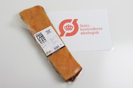 Øko bacon, ca. 1,5 kg