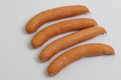 Tican, frankfurter, 150 gram, frost