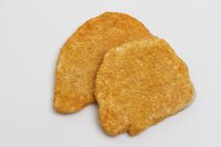 Skinkeschnitzler, paneret, Dencon 160 g
