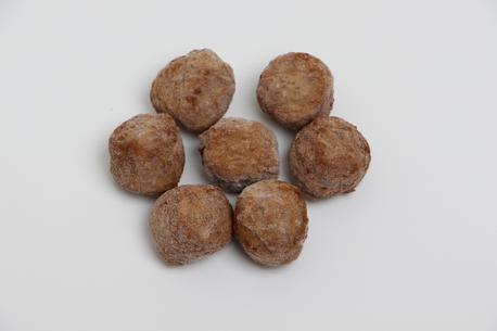 Oksekødboller, stegte, 40 gram, RK